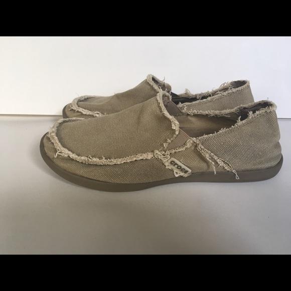 2fcb40f29372fd CROCS Other - Crocs Santa Cruz Loafers Men s Size 11